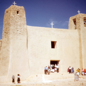 San Estevan del Rey Mission Church