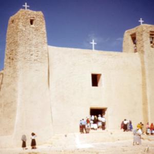 San Estevan del Rey Mission Church