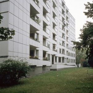 Flats at Hansaviertel