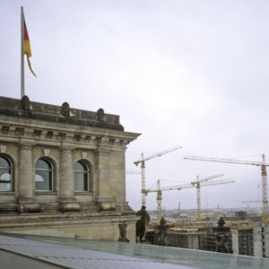 New German Parliament