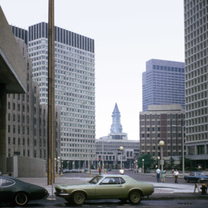 Boston Government Service Center