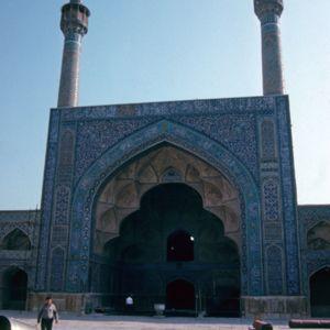 Masjid-I-Jami of Isfahan