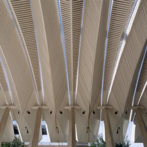 Pavilion of France at Seville Expo '93